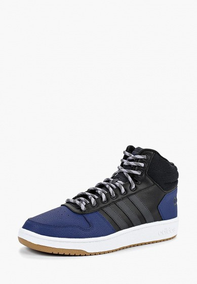 Купить Кеды adidas - цвет: синий, Индонезия, AD002AMCDJB4