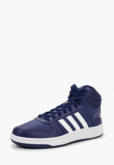 Купить Кеды adidas - цвет: синий, Индонезия, AD002AMCDJB9