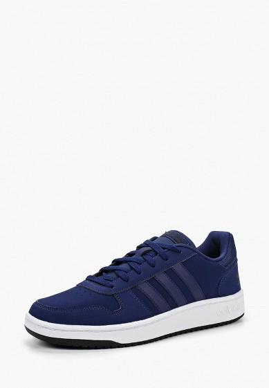 Купить Кеды adidas - цвет: синий, Индонезия, AD002AMCDJC0