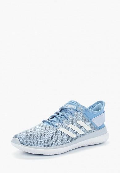 Купить Кроссовки adidas - цвет: голубой, Вьетнам, AD002AWALQY9