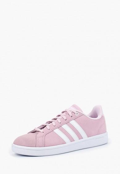 Купить Кеды adidas - цвет: розовый, Индонезия, AD002AWCDKC0