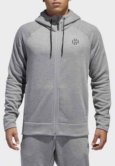 Купить Толстовка adidas - цвет: серый, Китай, AD002EMCDGE7