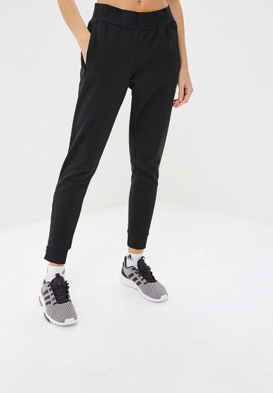 Купить Брюки спортивные adidas - цвет: черный, Камбоджа, AD002EWCDHJ2