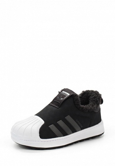 Слипоны adidas Originals SUPERSTAR WINTER 360 I