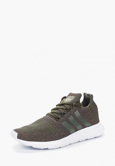 Купить Кроссовки adidas Originals - цвет: хаки, Камбоджа, AD093AWALQA6