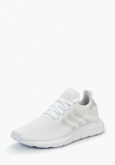 Купить Кроссовки adidas Originals - цвет: белый, Индонезия, AD093AWCDAK8