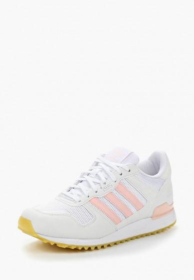 Купить Кроссовки adidas Originals - цвет: белый, Индонезия, AD093AWUNU16