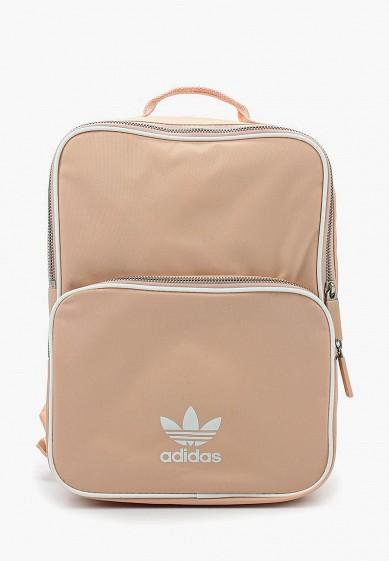 Купить Рюкзак adidas Originals - цвет: розовый, Индонезия, AD093BUALQV0