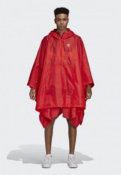Купить Ветровка adidas Originals - цвет: красный, Камбоджа, AD093EMCCZA1