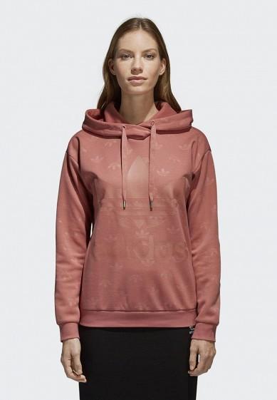 Купить Худи adidas Originals - цвет: розовый, Вьетнам, AD093EWALOU2