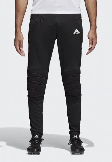 Купить Брюки спортивные adidas - цвет: черный, Китай, AD094EMBJU22