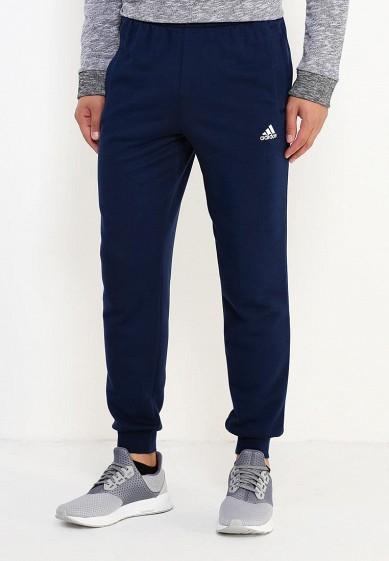 Купить Брюки спортивные adidas - цвет: синий, Камбоджа, AD094EMUOC33