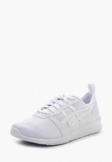 Кроссовки ASICSTiger - цвет: белый, Камбоджа, AS009AMOUO13  - купить со скидкой