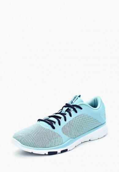 Купить Кроссовки ASICS - цвет: голубой, Индонезия, AS455AWZTQ43