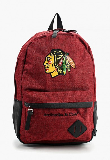 Рюкзак Atributika & Club™ NHL Chicago Blackhawks