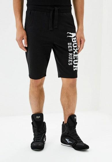 Купить Шорты спортивные Boxeur Des Rues - цвет: черный, Турция, BO030EMBMWV7