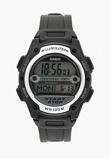 Часы Casio Casio Collection W-756-1A