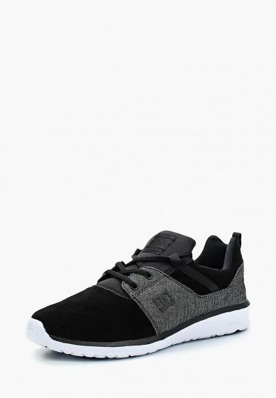 Купить Кроссовки DC Shoes - цвет: черный, Вьетнам, DC329AMAKAK4