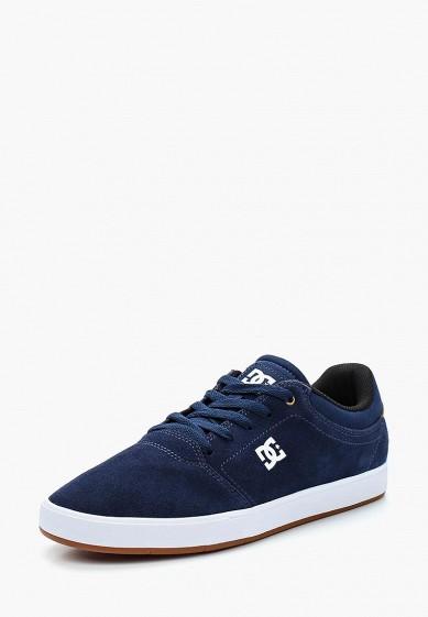 Кеды DC Shoes - цвет: синий, Вьетнам, DC329AMAKAL2  - купить со скидкой
