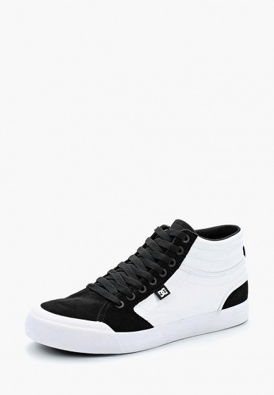 Купить Кеды DC Shoes - цвет: белый, Китай, DC329AMAKBG5
