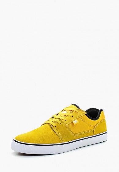 Купить Кеды DC Shoes - цвет: желтый, Китай, DC329AMAKBI9