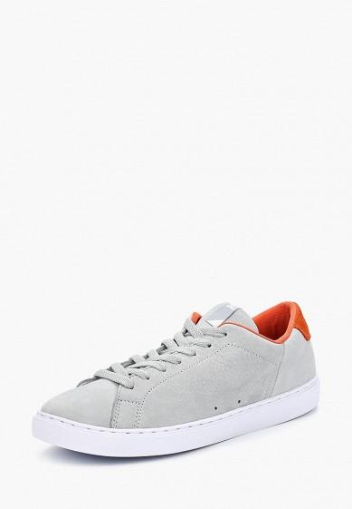 Купить Кеды DC Shoes - цвет: серый, Вьетнам, DC329AMBNSJ0