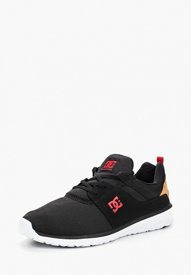 Купить Кроссовки DC Shoes - цвет: черный, Вьетнам, DC329AMCFEP8