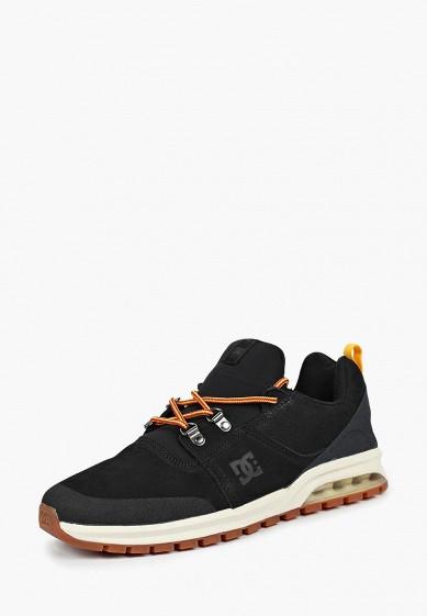 Купить Кроссовки DC Shoes - цвет: черный, Вьетнам, DC329AMCFES5