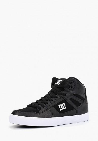 Купить Кеды DC Shoes - цвет: черный, Вьетнам, DC329AMCHSN3