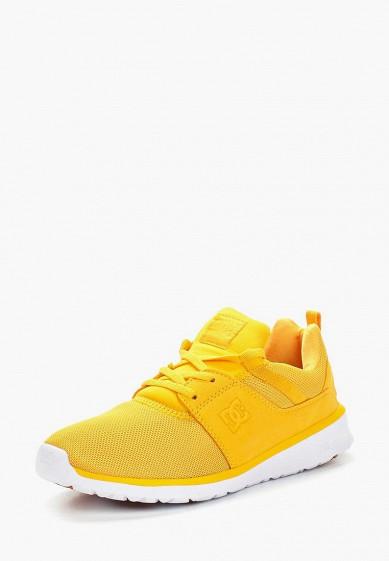 Купить Кроссовки DC Shoes - цвет: желтый, Вьетнам, DC329AUAKAK2