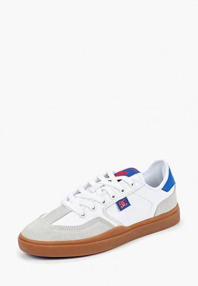 Купить Кеды DC Shoes - цвет: белый, Китай, DC329AUCFEW3