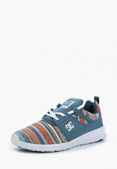 Купить Кроссовки DC Shoes - цвет: мультиколор, Вьетнам, DC329AWBNSI7