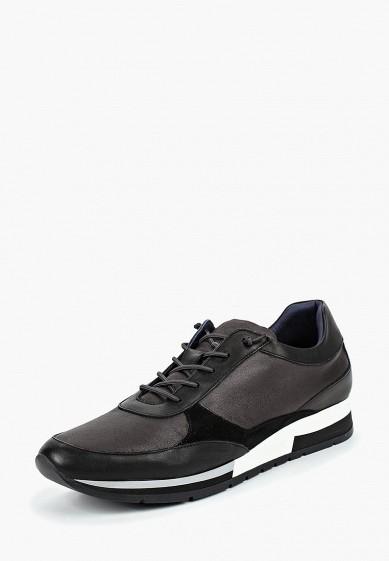Купить Кроссовки Floktar - цвет: черный, Испания, FL020AMCMOZ4