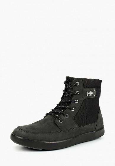 Купить Кеды Helly Hansen - цвет: черный, Вьетнам, HE012AMCJRU4