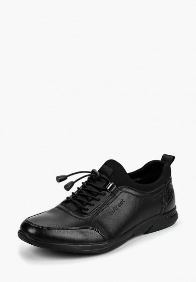 Купить Кроссовки Instreet - цвет: черный, Китай, IN011AMCLRG6