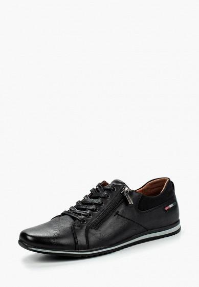 Кроссовки Instreet - цвет: черный, Китай, IN011AMKOG05  - купить со скидкой