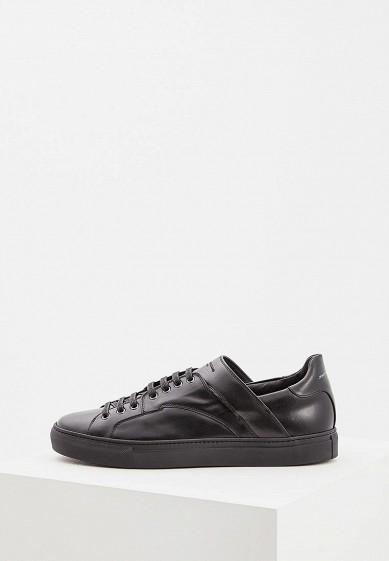 Купить Кеды John Galliano - цвет: черный, Италия, JO658AMCEKO3