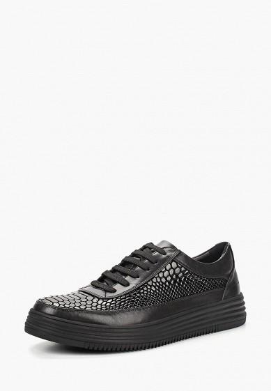 Кеды Just Couture - цвет: черный, Китай, JU663AMCXOZ7  - купить со скидкой
