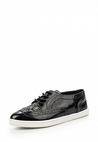 Ботинки LOST INK TYNE BROGUE LACE DETAIL POINT PLIMSOLL