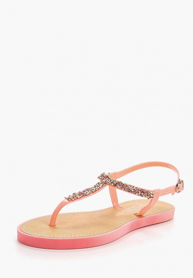 Сандалии LOST INK JEWEL STRAP BUCKLE SANDAL