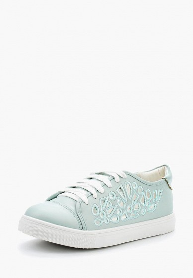 Кеды LOST INK PEACE LASER CUT PLIMSOLL