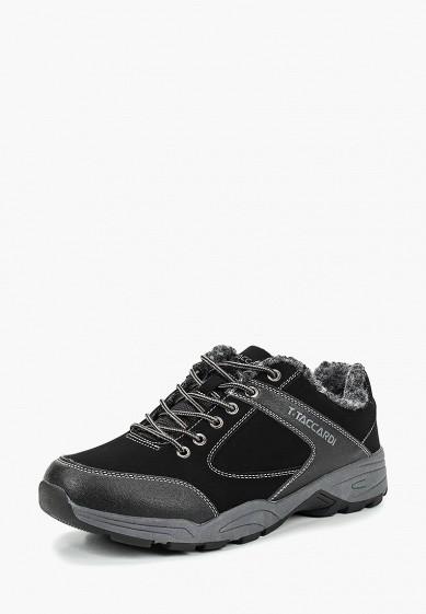 Купить Кроссовки T.Taccardi - цвет: черный, Китай, MP002XM23SVP