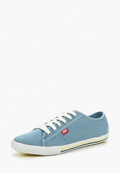 Купить Кеды Helly Hansen - цвет: голубой, Вьетнам, MP002XW15IUF