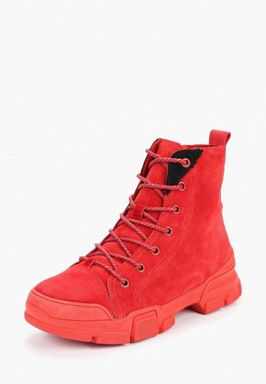 Купить Кроссовки Sprincway - цвет: красный, Россия, MP002XW1H0Q7