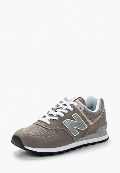 Купить Кроссовки New Balance - цвет: серый, Вьетнам, NE007AMABGV8