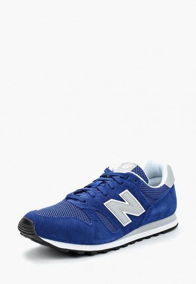 Купить Кроссовки New Balance - цвет: синий, Индонезия, NE007AMBBGC2