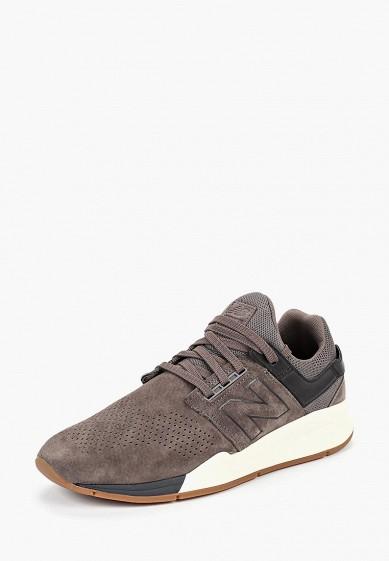 Купить Кроссовки New Balance - цвет: коричневый, Индонезия, NE007AMBZUZ6