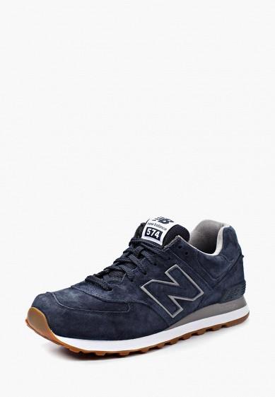Купить Кроссовки New Balance - цвет: синий, Индонезия, NE007AMJA764