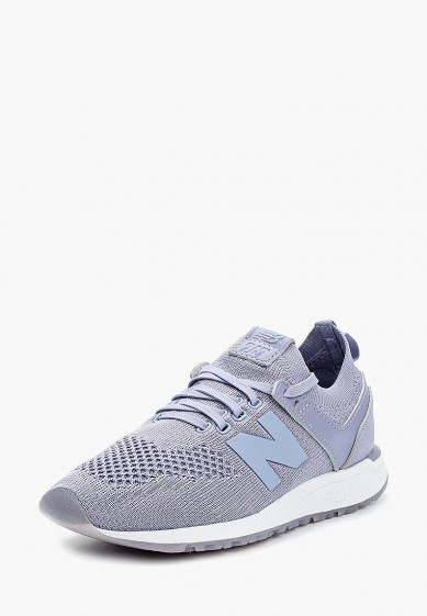 Купить Кроссовки New Balance - цвет: голубой, Индонезия, NE007AWAMDM2