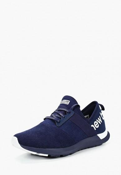 Купить Кроссовки New Balance - цвет: синий, Вьетнам, NE007AWBZQP0